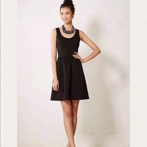 HD in Paris Black Starry Night Shimmer Dress Sz L